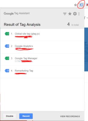 วิธีตรวจสอบการติดตั้ง Google Tag Manager ผ่าน Google Assistant