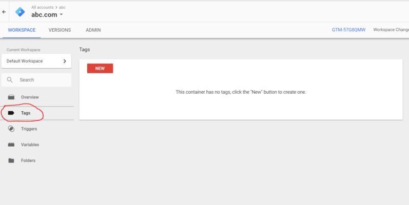 การใช้งาน Feature Tag ใน Google Tag Manager