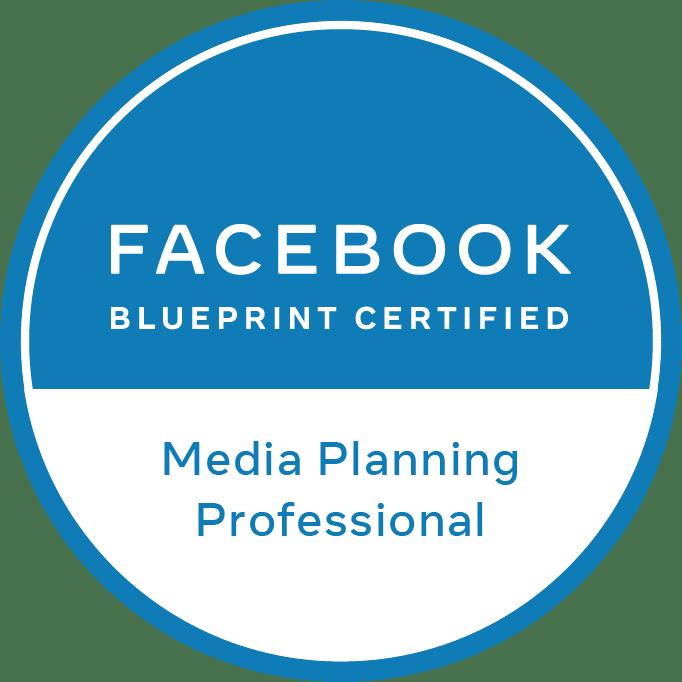 Facebook Certified Media Planning Professional