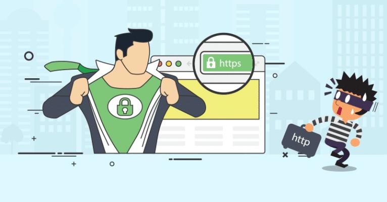 HTTPS ช่วยสร้างประโยชน์อะไรให้กับเว็บไซต์